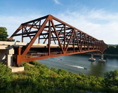 Bridge over Lake Cumberland, Somerset-Pulaski County, Kentucky