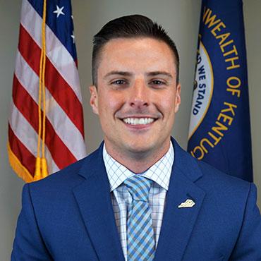 Cody Gibson, SPEDA board member