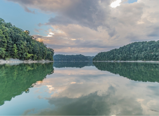 Lake Cumberland, Somerset, Kentucky