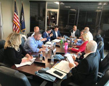 SPEDA board meeting, Somerset-Pulaski County, Kentucky