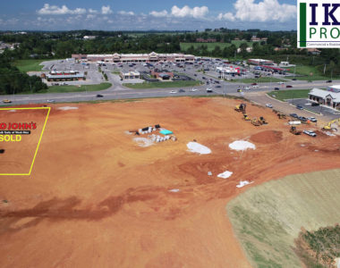 Creekside Development commercial lots in Somerset, Kentucky