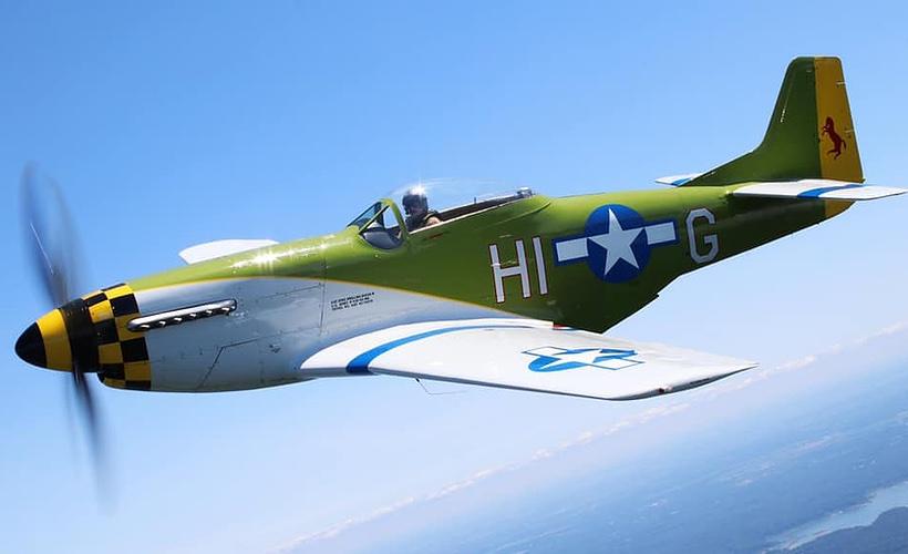world war II plane