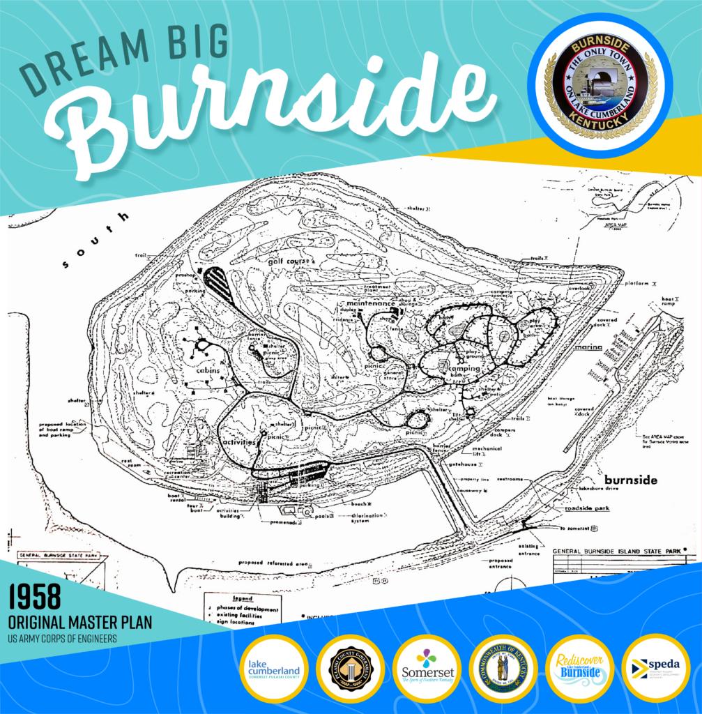 dream big burnside map